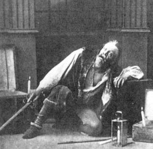 Stanislavski on stage