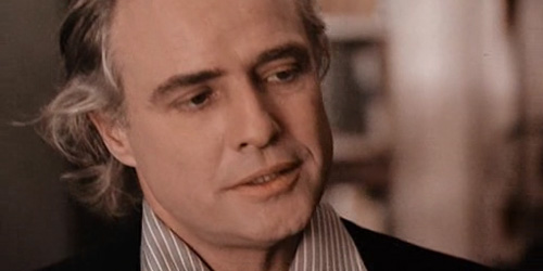 Marlon Brando Last Tango